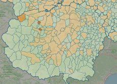 La Guida - La mappa del contagio: 168 i Comuni covid-free