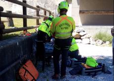 La Guida - Domenica di interventi per il Soccorso Alpino in Valle Gesso