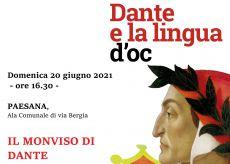 La Guida - Dante e la lingua d'Oc, incontro a Paesana
