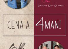 """La Guida - """"Cena a quattro mani"""", collaborazione tra ristoratori cuneesi"""