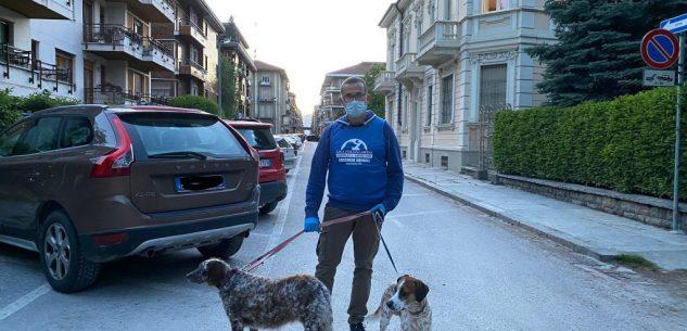 La Guida - L'intera famiglia è positiva al covid, i volontari si prendono cura dei cani