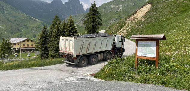 La Guida - Chiusa la strada da Campomolino per lavori in vista della Fausto Coppi