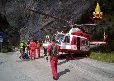 La Guida - Escursionisti francesi perdono l'orientamento in alta Valle Stura, recuperati
