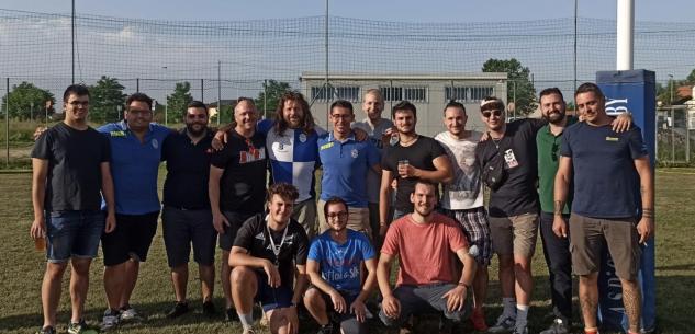 La Guida - L'ex giocatore di rugby Martin Castrogiovanni a Madonna dell'Olmo