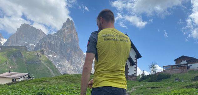 La Guida - Esercitazioni del Soccorso Alpino in valle Grana e a Centallo