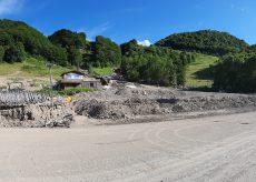 La Guida - A Limonetto continuano i lavori post alluvione