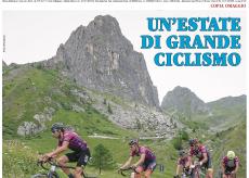 La Guida - Un numero speciale de La Guida dedicato al ciclismo in Granda