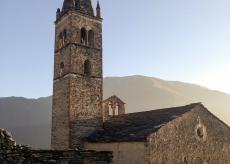 La Guida - Nella antica chiesa di Stroppo uno stupendo ciclo di affreschi