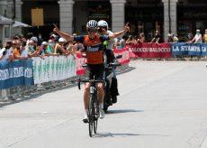 La Guida - Luca Vergallito vince la Fausto Coppi 2021