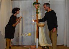 La Guida - Il Melarancio porta negli asili nido di Cuneo uno spettacolo per bambini