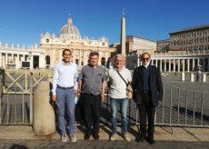 La Guida - Delegazione cuneese a Roma per i 50 anni della Caritas