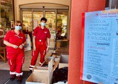 La Guida - Raccolta alimentare della Croce Rossa