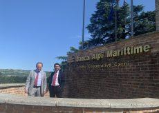 La Guida - Giuseppe Peirotti nuovo direttore generale di Banca Alpi Marittime