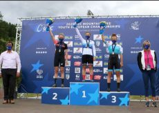 La Guida - La bovesana Anna Pellegrino sul podio agli europei giovanili di mountain bike