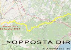 """La Guida - """"Opposta direzione"""", riflessioni in cammino da Boves a Genova"""