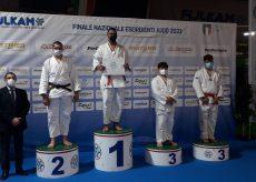 La Guida - Asd Judo Valle Maira, ottimi risultati alle finali nazionali