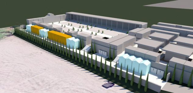 La Guida - Sono in corso i lavori di ampliamento del cimitero di Venasca