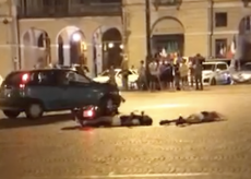La Guida - Investita 13enne in piazza durante i caroselli