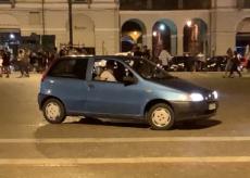 La Guida - Positivo all'alcooltest e senza assicurazione il 25enne dell'incidente in piazza