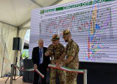 La Guida - Un circuito per mezzi militari fuoristrada alla Merlo (video)