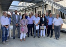La Guida - Inaugurata a Lagnasco la struttura per i migranti della frutta