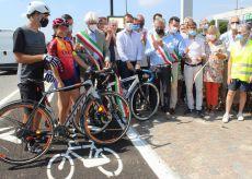 La Guida - Aperta la pista ciclabile tra Alba, Grinzane e Roddi