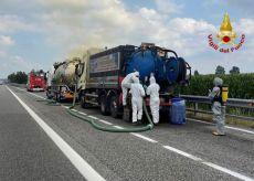 La Guida - Incidente sulla Torino-Savona