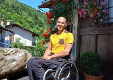 La Guida - Thomas, il campione austriaco amico di Zanardi che si allena  ai piedi del Monviso per Tokyo