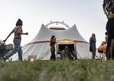La Guida - Spettacoli ed eventi allo chapiteau del Circo Zoé al Parco fluviale