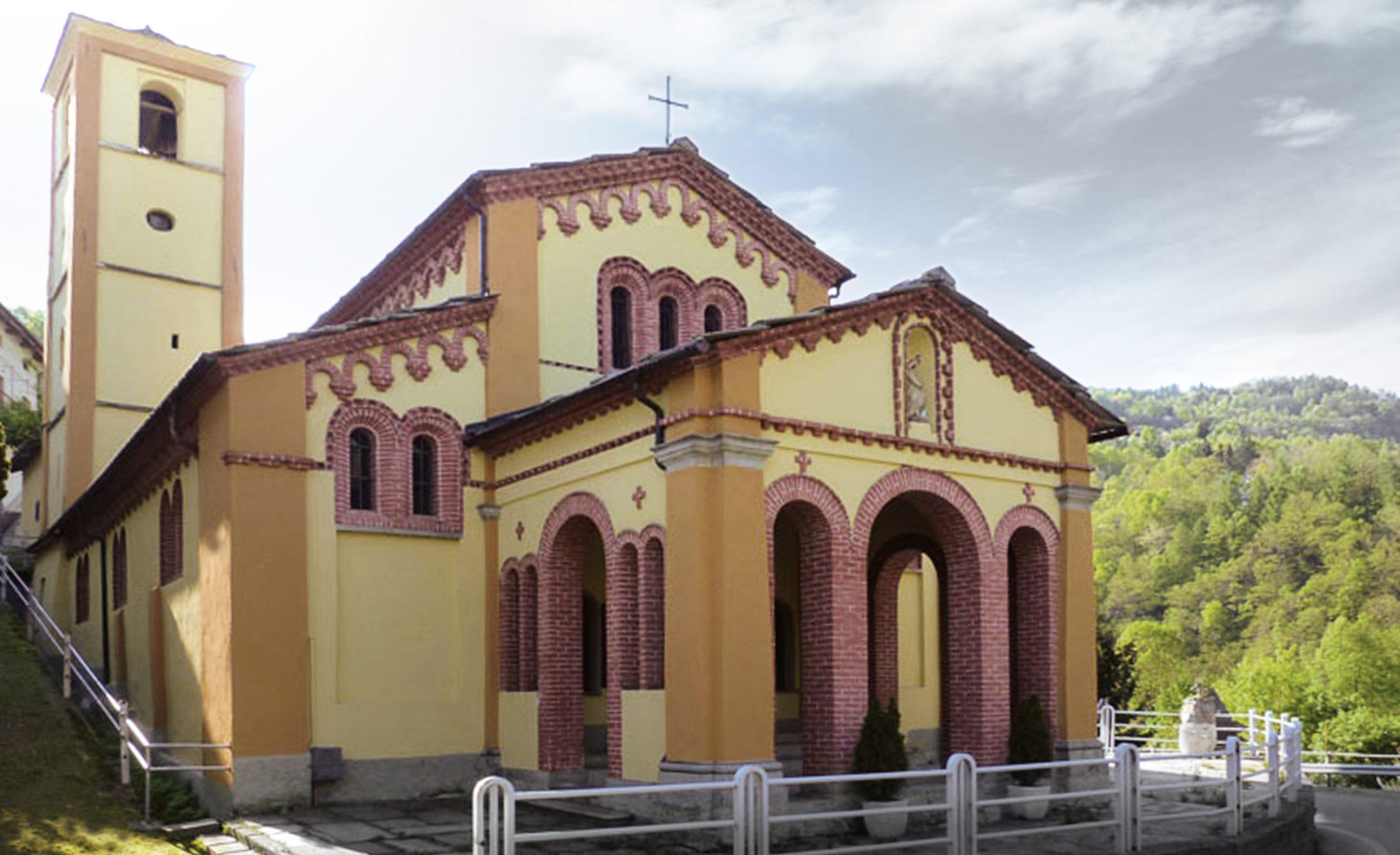 Valmala - Chiesa