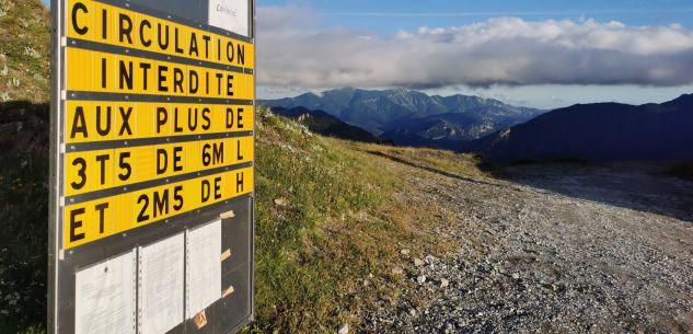 La Guida - Dall'Italia la strada per Casterino è aperta