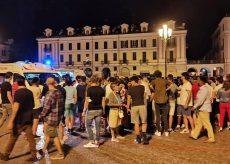 La Guida - La Cri Cuneo in campo per la finale di Euro 2020