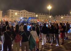 La Guida - L'Italia è campione d'Europa, grande festa anche a Cuneo