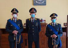 La Guida - Nuovo ufficiale della Guardia di Finanza al Nucleo Operativo di Cuneo