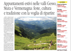 La Guida - L'estate nelle valli Gesso, Stura e Vermenagna