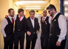 La Guida - Bobby Solo e The Beat Circus oggi a Cuneo in concerto per beneficenza