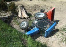 La Guida - Anziano muore schiacciato dal suo trattore