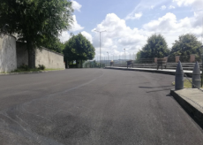 La Guida - Conclusi i lavori di asfaltatura a Rocca Cigliè
