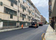 La Guida - Finalmente strade senza buche, ma i lavori continuano fino a fine luglio