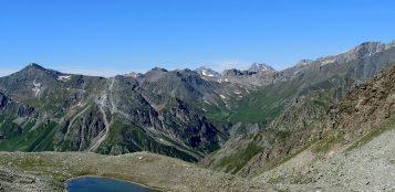 """La Guida - Monti Ferra e La Vigna, """"Sentiero delle leggende"""" e Punta Gutzard"""