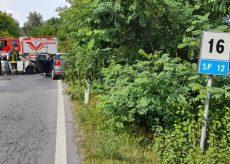 La Guida - È il 52enne Salvatore Serra di Ceva la vittima dello scontro sulla Fondovalle Tanaro