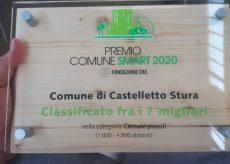 """La Guida - Castelletto Stura premiato come """"Comune smart 2020"""""""
