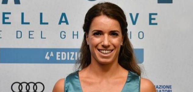 La Guida - Marta Bassino premiata con il Fiocco d'oro a Cortina