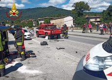 La Guida - Scontro frontale a Bagnolo Piemonte: muore una giovane