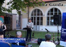 """La Guida - Dante nel cortile de """"La Guida"""" (video)"""