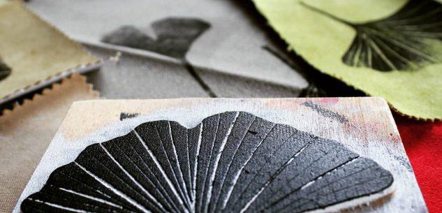 La Guida - Laboratorio di stampa manuale su tessuto al Filatoio di Caraglio