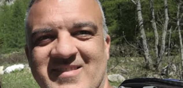 La Guida - Luca Panero, 48 anni di Saluzzo, la vittima sul Pelvo d'Elva