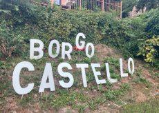 La Guida - A Dogliani restituita la G trafugata da Borgo Castello