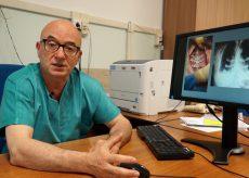 La Guida - A Cuneo impiantata una protesi allo sterno su misura da immagini Tac