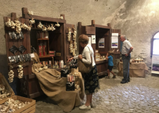 """La Guida - Al forte di Vinadio il """"Temporary shop"""" valorizza l'artigianato locale"""
